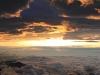 琥珀色の雲