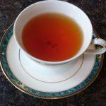 イチゴの紅茶
