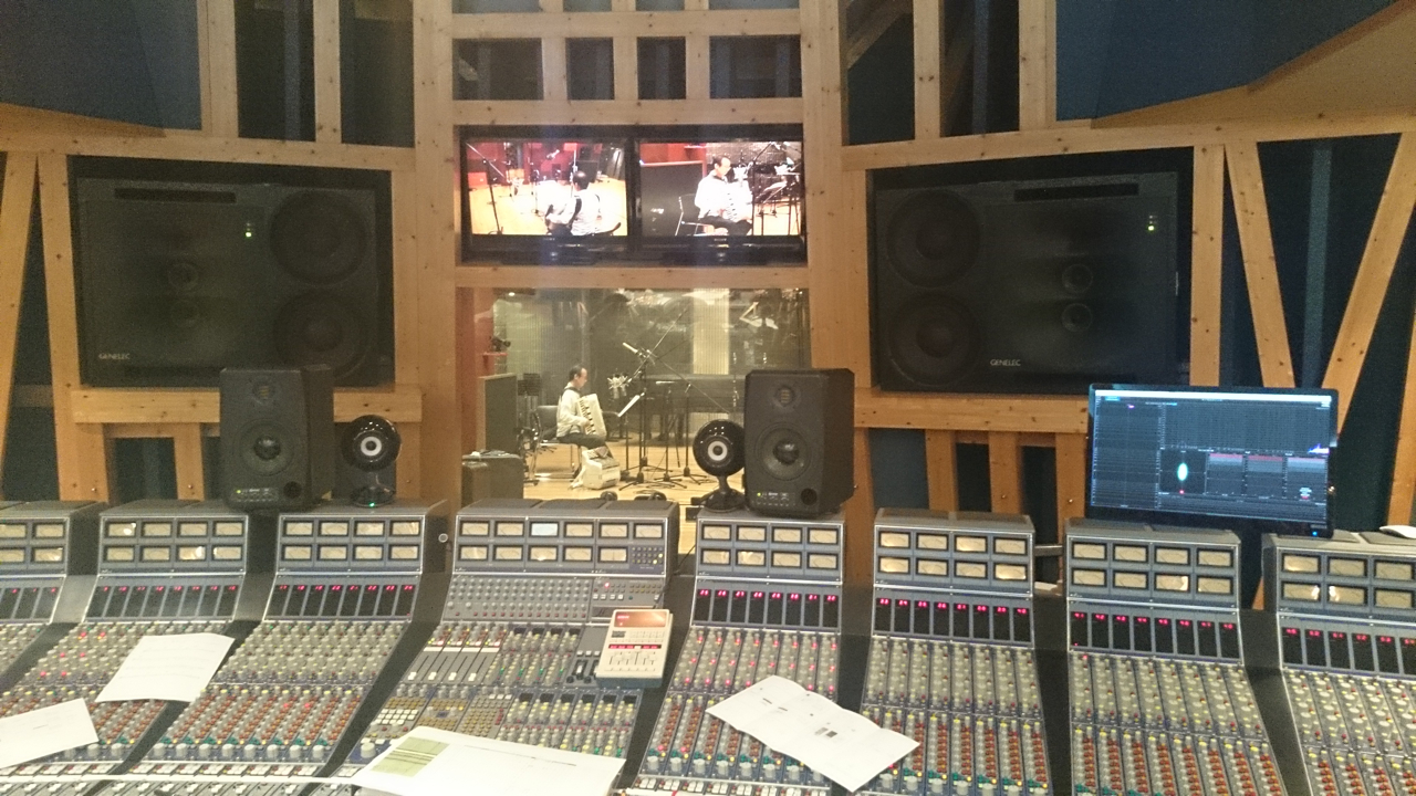 Recording 2nd Day