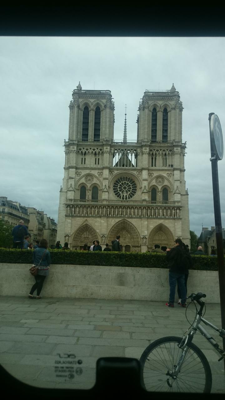 Press Start 2015 in Paris(一日目)