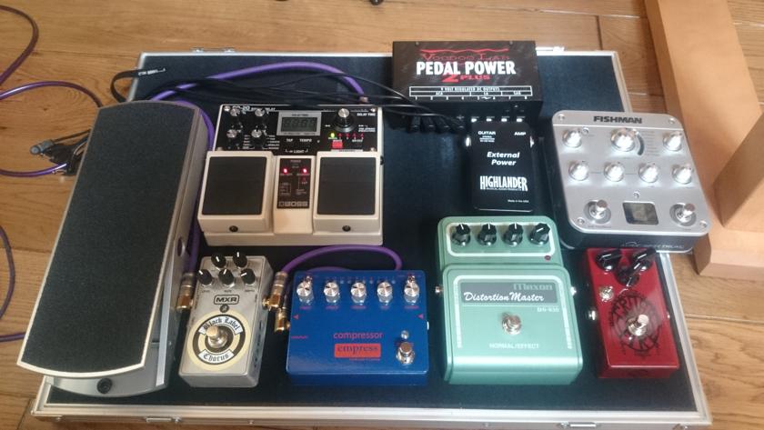 Guitar Effector
