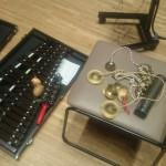Percussion 録音