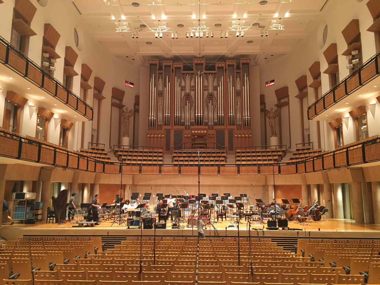 Orchestra Recording 1day