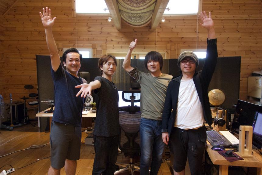 Xenoblade2 音楽制作終了