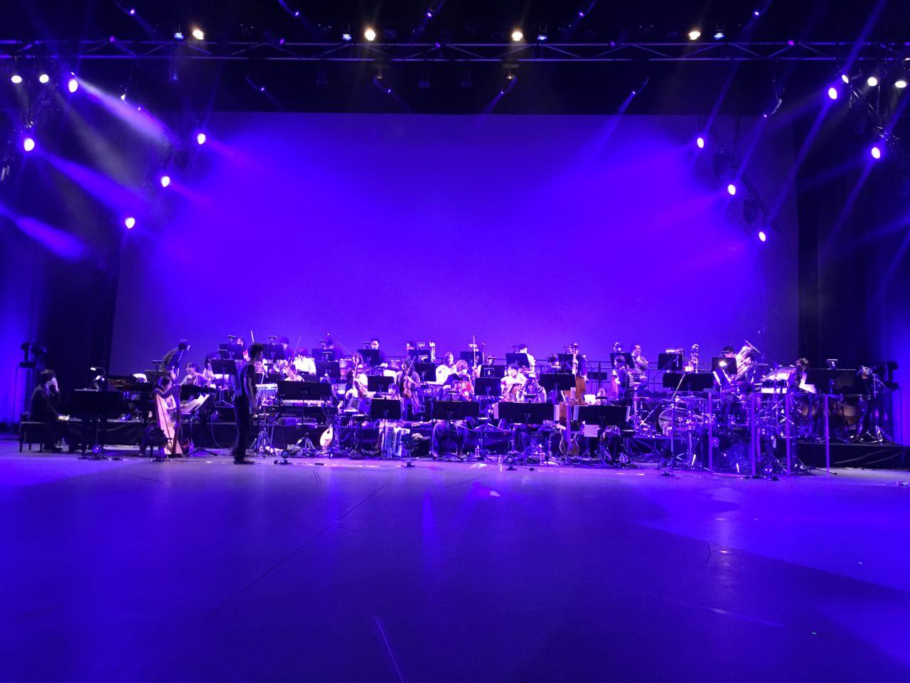 Xenogears 20th Anniversary Concert Reheasal 1日目
