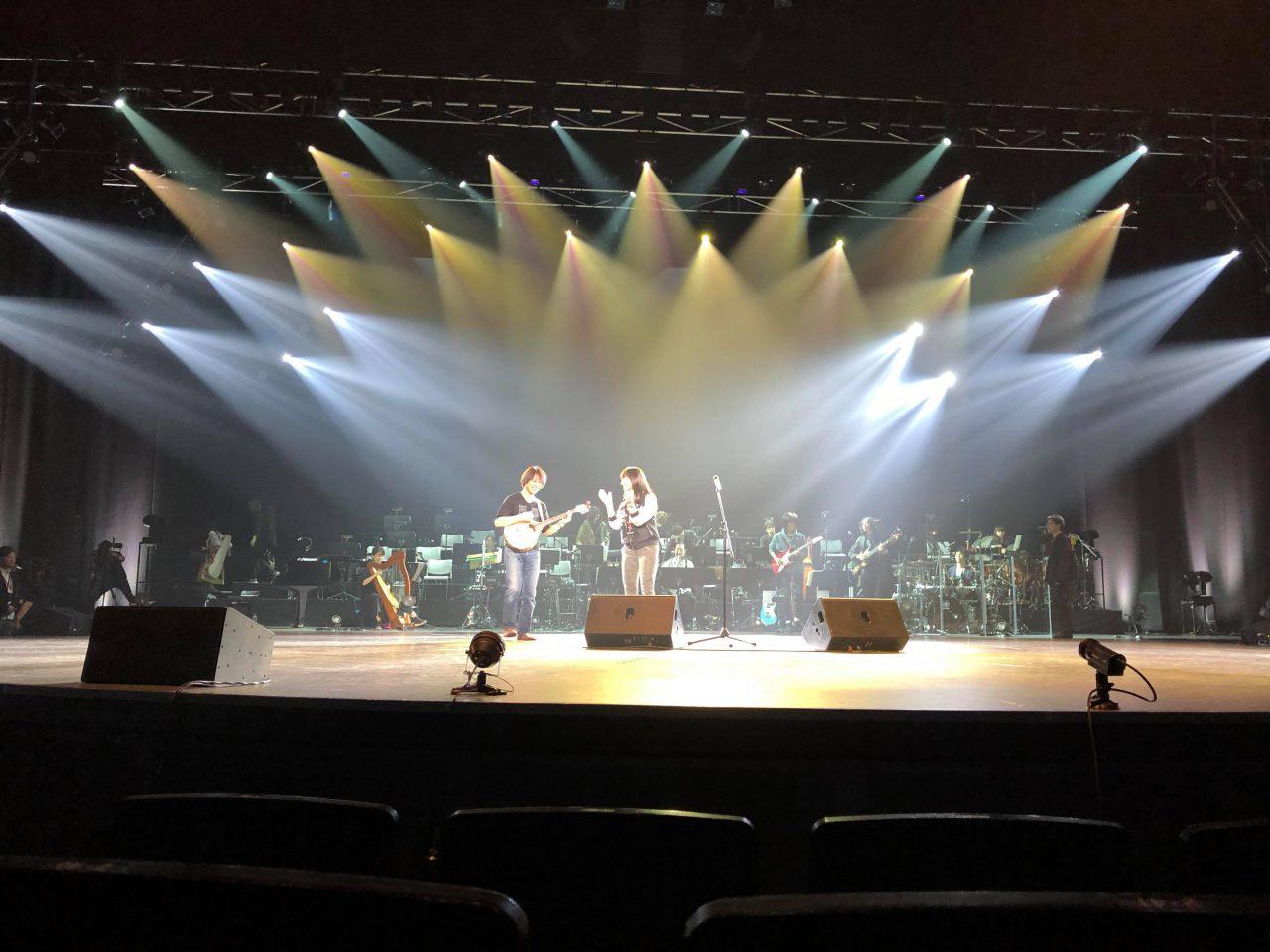 Xenogears 20th Anniversary Concert Reheasal 2日目