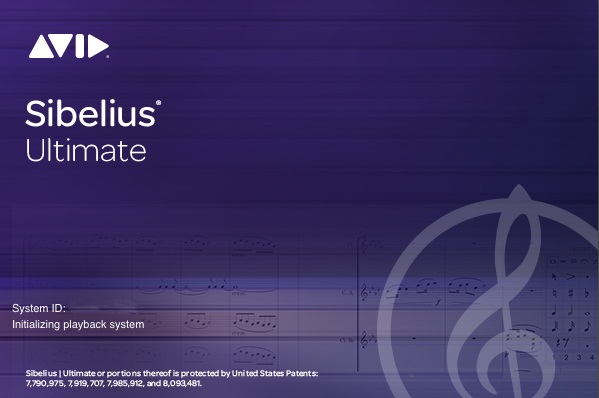 Sibelius Ultimate