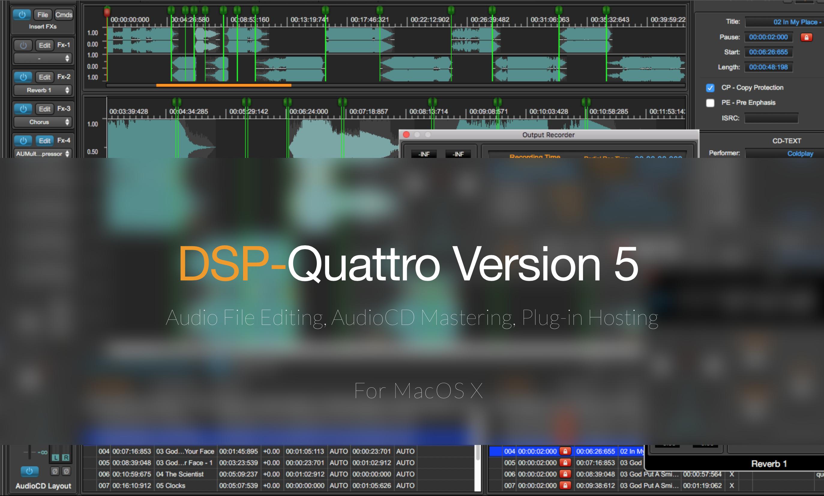 DSP-Quattro 5
