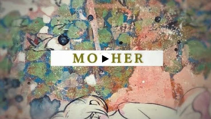 "lasah 3rd album ""MOTHER"""