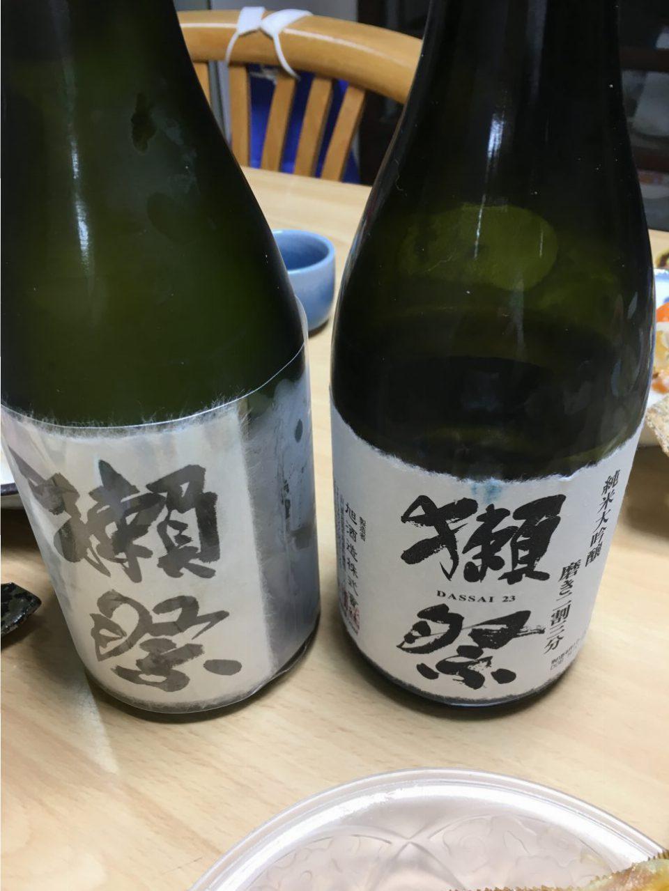 日本酒三昧