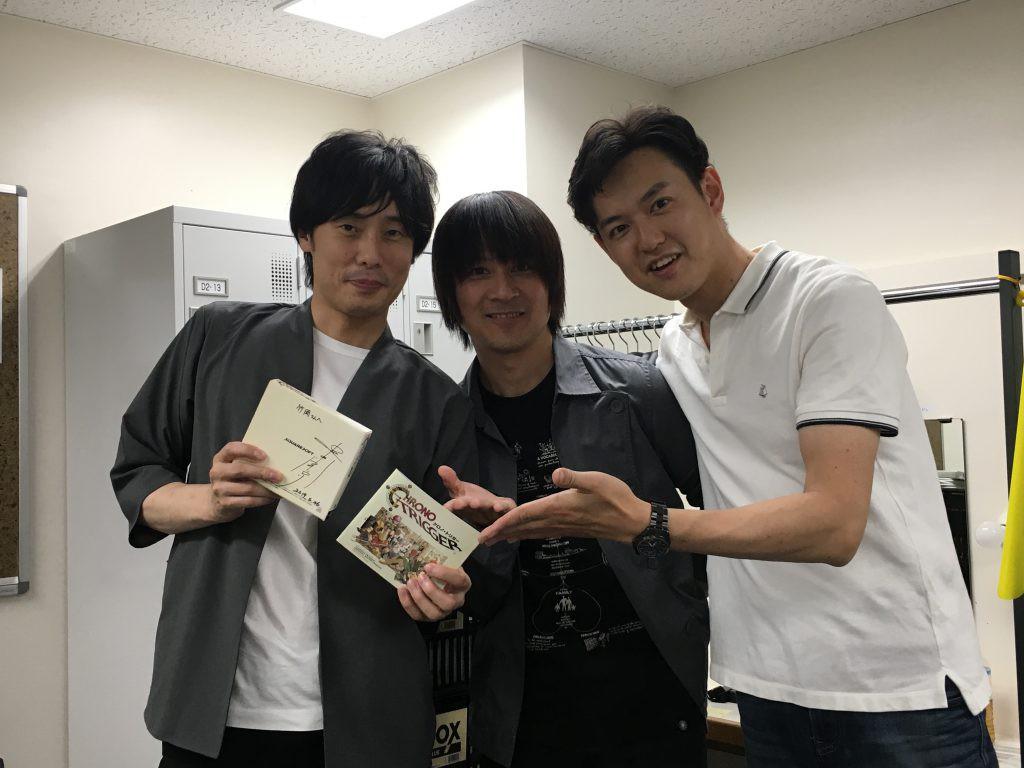 竹岡さんと新平さん