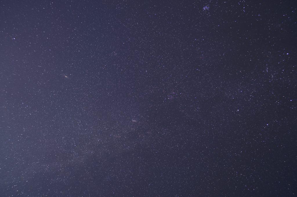 小さなアンドロメダ大星雲