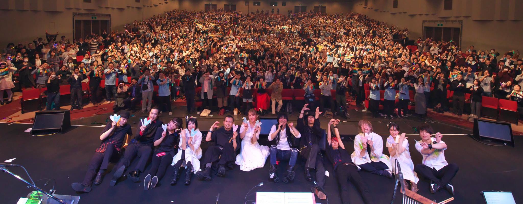CHRONO CROSS LIVE in Nakano Sunplaza 一日目