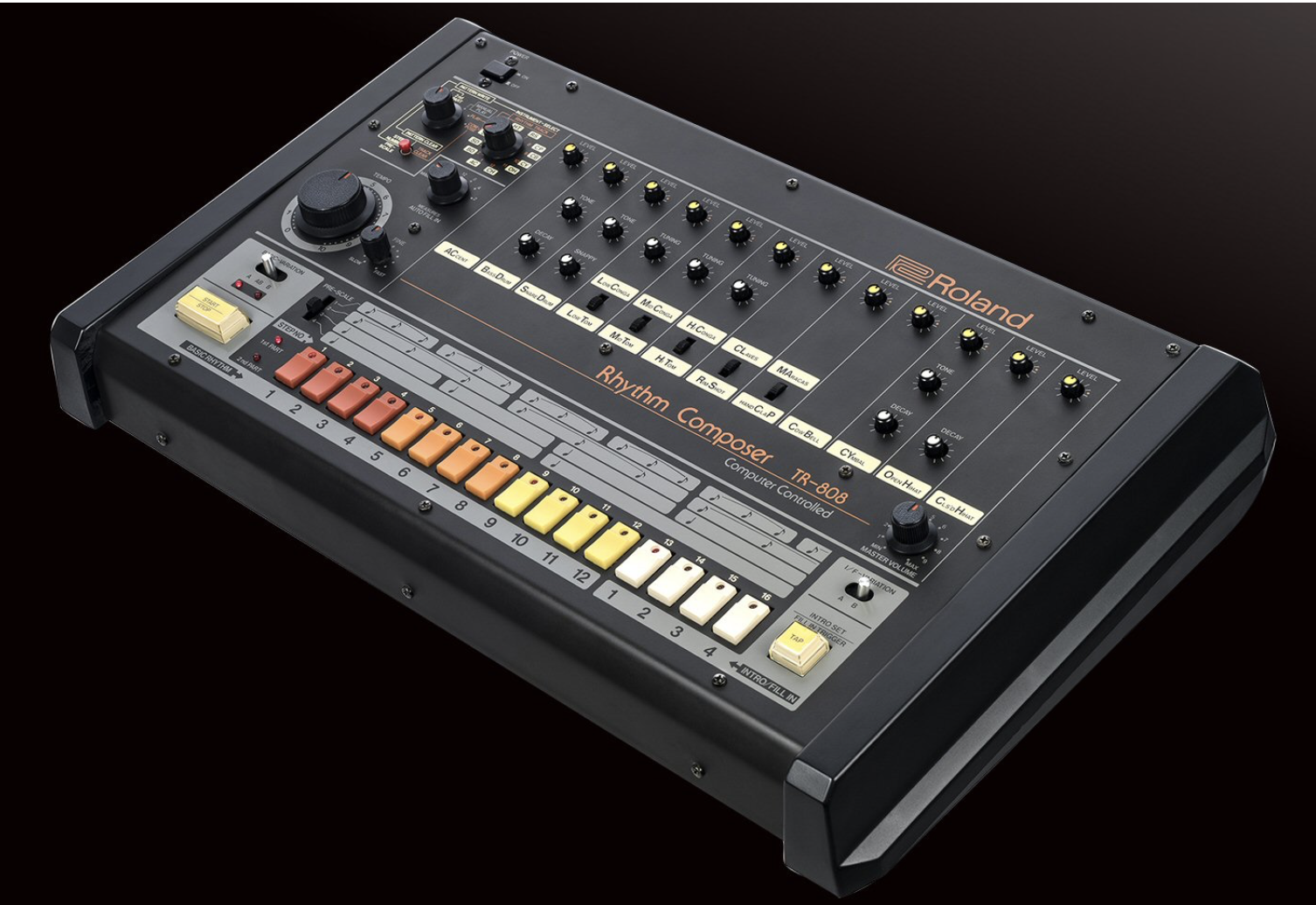 TR-808 to RC-808