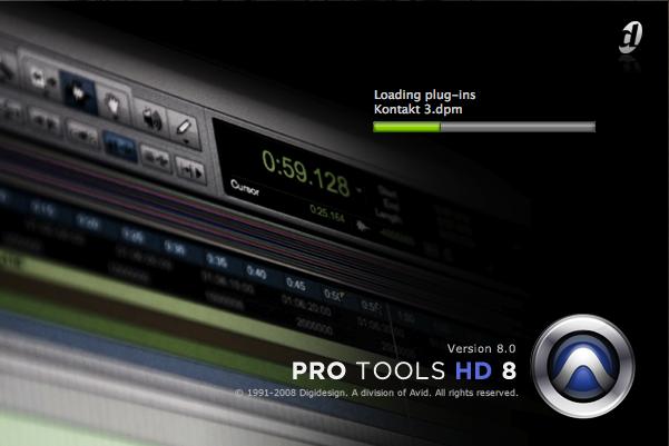 PRO TOOLS 8 HD