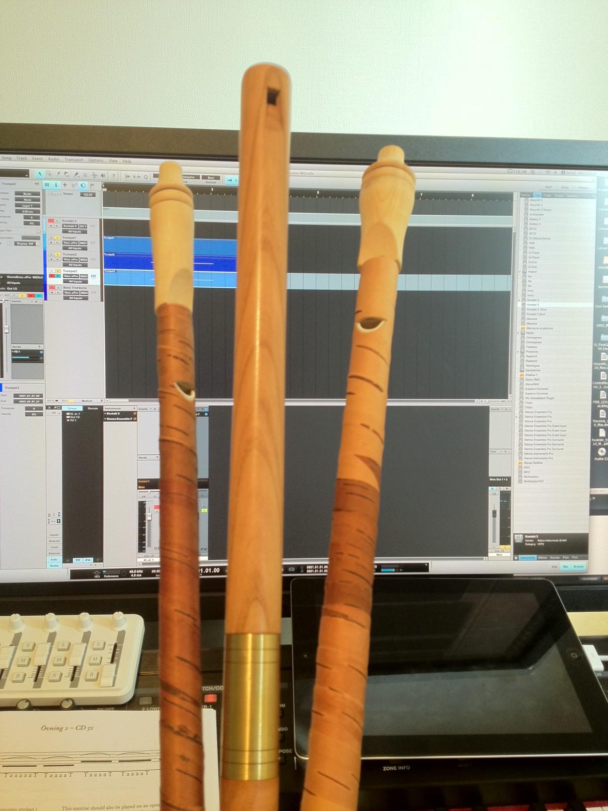 Willow Flute & Tirinko